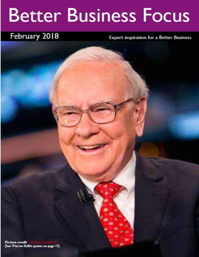 Better Business Focus February 2018