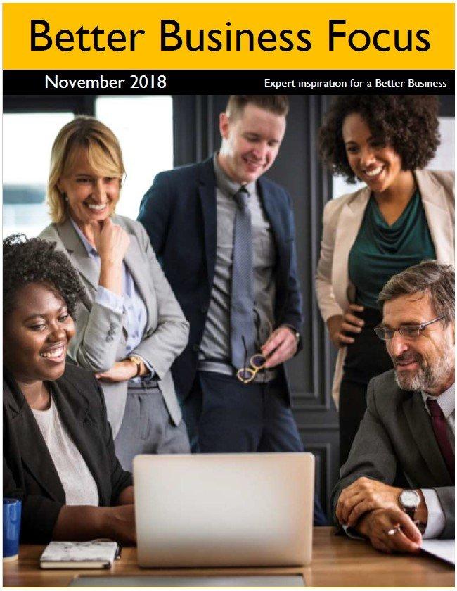 Better Business Focus September 2018